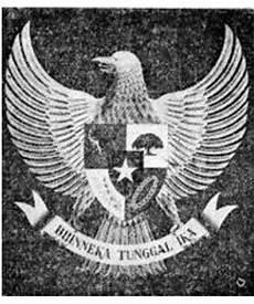 Perjalanan Panjang Lambang Pancasila News From Indonesia