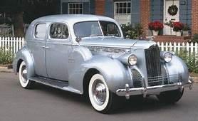 1940 Packard One Twenty  Vintage Cars Unique Dream