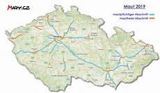 Maut In Tschechien - autobahn tschechien 2019 ausbaustand und streckennetz