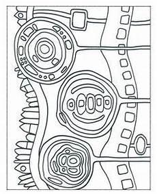 Kostenlose Malvorlagen Grundschule Hundertwasser Malvorlagen Kunst Arbeitsblatt