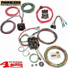 85 cj7 wiring harness wiring replacement factory style harness from painless jeep cj year 76 86 4 wheel parts
