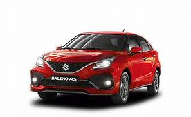 Maruti Suzuki Baleno RS Price In India GST Rates Images