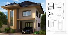 low cost simple two storey house design philippines low cost small space 2 storey small house design philippines