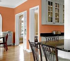 kitchen wall paint colors ideas terracotta with gray home decorations pinterest the