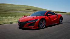 2019 acura nsx in its tangy new hue roadshow