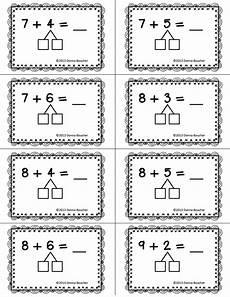 make a ten strategy for addition pdf first grade math teaching math second