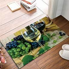 Grape Kitchen Floor Mats by Grape Wine Glass Still Door Mats Kitchen Floor Bath