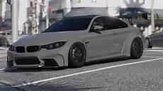 bmw m4 tuning 2015 bmw f82 m4 add on tuning bodykits gta5 mods