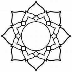 Ausmalbilder Blumen Einfach 1001 Ideen Und Bilder Zum Thema Mandala Blumen Mandala