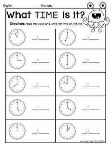 telling time worksheet for kindergarten 3585 february printables kindergarten literacy and math homeschool kindergarten kindergarten