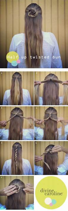 10 step by step quick and easy hairstyles for hair