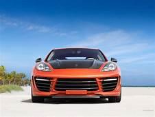 2012 PORSCHE PANAMERA STINGRAY GTR BY TOP CAR BASED ON