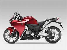 Honda Vfr 1200 Siap Tantang Busa Dan Zx 14r 2010 Spec