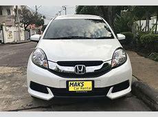 Car rental Honda Mobilio (7 Seater) In Pattaya