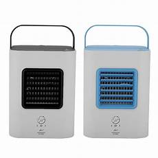 Bakeey 350ml Conditioner Mini Portable Cooler by 2 Colors Portable Mini Air Conditioner Fan Usb Air Cooler