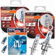 osram breaker unlimited h1 h4 w5w ad tuning