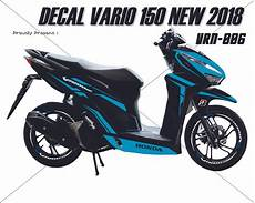 Vario 125 Babylook Style by Jual Sticker Decal Vario New 2018 125 150 Style Max Di