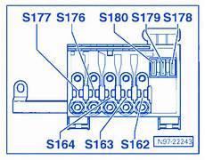 2002 vw beetle fuse box diagram volkswagen new beetle 2002 fuse box block circuit breaker diagram carfusebox