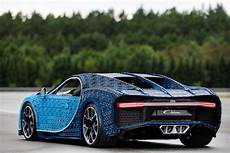 lego bugatti chiron fully functional lego car is a replica of bugatti chiron