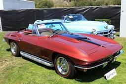 1967 Chevrolet Corvette Stingray L71 427/435 HP Pics & Info