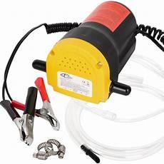 Pompe 224 Vidange Electrique D Huile Moteur Et Gasoil 12 V