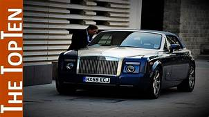 The Top Ten Most Expensive Rolls Royce Cars  YouTube