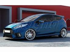 ford mk7 facelift rs15 look front bumper