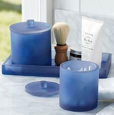 Badezimmer Accessoires Blau - serra navy blue bath accessories decor by color