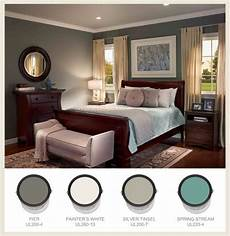 behr colors i like both pier and silver tinsel bedroom color schemes bedroom colors