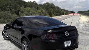 2014 Mustang GT Premium Quick Overview New Car  Ford