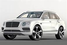 bentley bentayga first edition gets exclusive kit auto