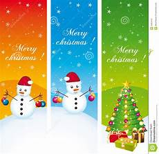 merry christmas vertical banners stock vector illustration of commercial greeting 34815141