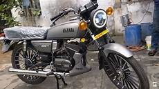 Rx 100 Modif by Top 5 Modified Yamaha Rx100 In India