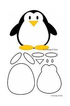 Bastelvorlage Pinguin Papier - fuchs vorlage source media cache ak0 pinimg