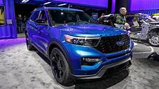 2020 ford st 2020 ford explorer st is a 400 horsepower crossover update