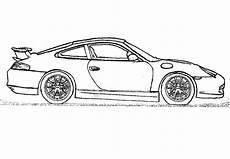 voiture en dessin coloriage voiture
