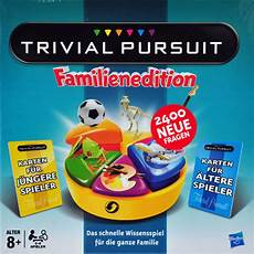 Trivial Pursuit Familienedition Spiel Trivial Pursuit