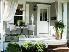 Front Porch Decorations by Vintage Home Back Side Porch Ideas For Summer And An