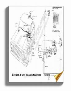 1967 f100 wiring diagram ford f100 1967 electric diagram
