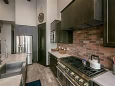 Kitchen Brick Backsplash 49 Brick Kitchen Design Ideas Tile Backsplash Accent