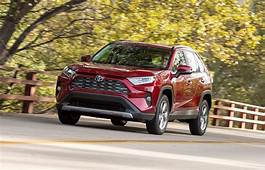 The All New 2019 Toyota RAV4 Hybrid Efficient And Capable