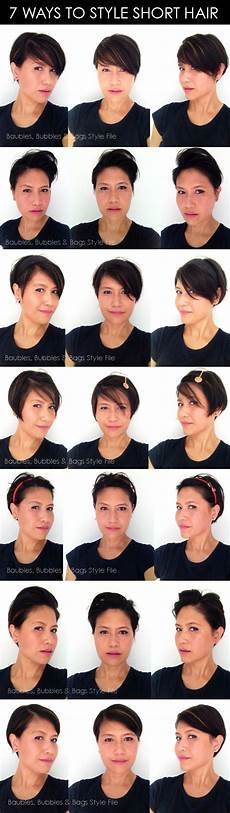 Different Ways To Style Hair