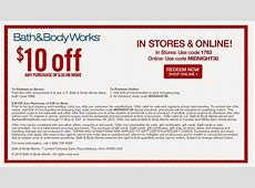 bath and body works codes 25% off