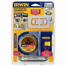 Irwin Industrial Tool 3111002 Door Lock Installation Kit