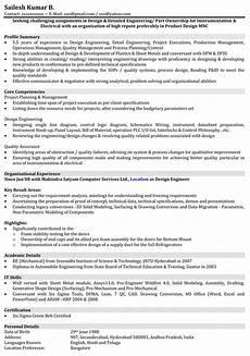test engineer resume headline finder