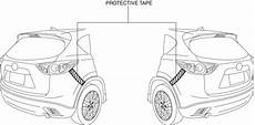 old car repair manuals 2012 mazda mazda5 security system mazda cx 5 service repair manual rear bumper removal installation general