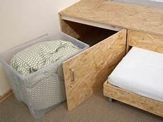 Bett Podest Selber Bauen - bett im podest kleine r 228 ume nutzen selbermachen das