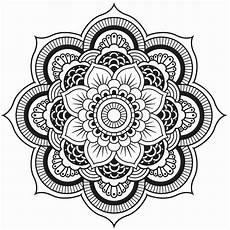 Ausmalbilder Zum Selber Ausmalen 40 Mandala Vorlagen Mandala Zum Ausdrucken Und Ausmalen Of