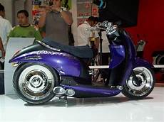Scoopy Modif Retro by Honda Scoopy Modifikasi Retro Thecitycyclist