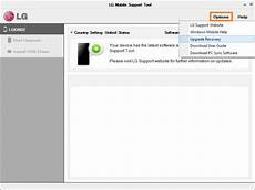 lg mobile support tools unbrick your lg handset with lg mobile support tool